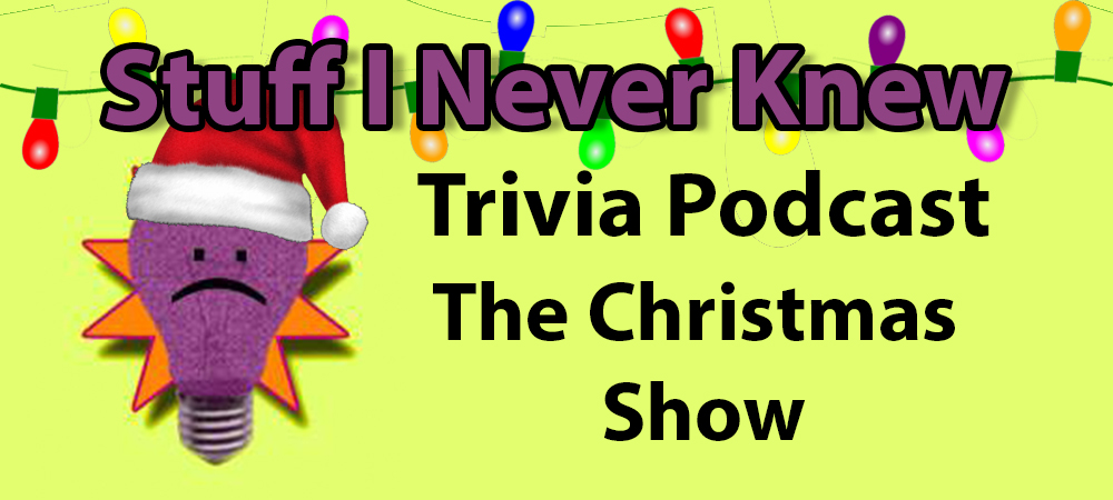The Christmas Trivia Podcast