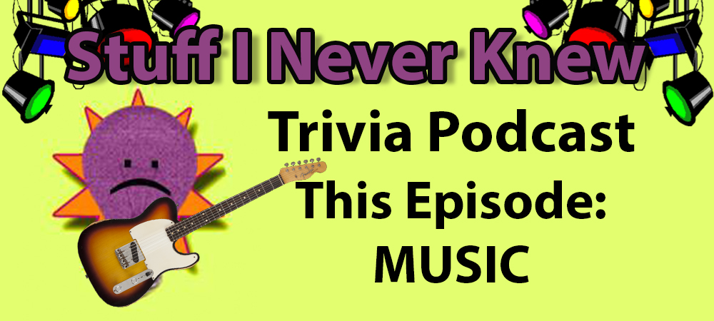The Music Trivia Episode 3